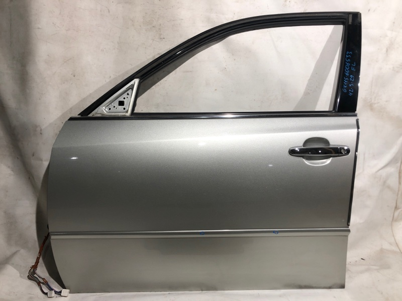 Дверь боковая Toyota Mark Ii GX115 передняя левая (б/у)