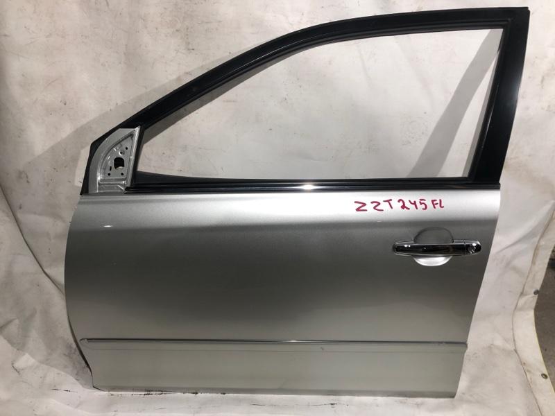 Дверь боковая Toyota Premio ZZT245 передняя левая (б/у)