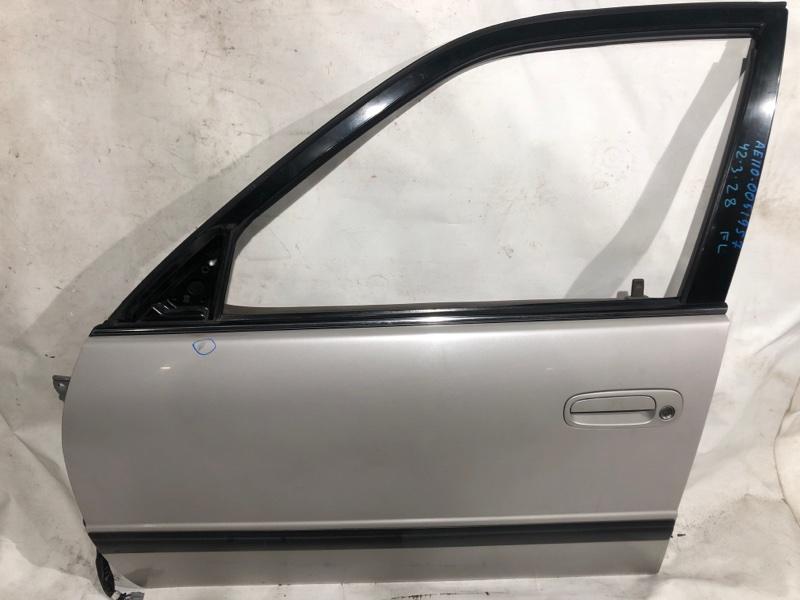 Дверь боковая Toyota Sprinter AE110 5A FE передняя левая (б/у)