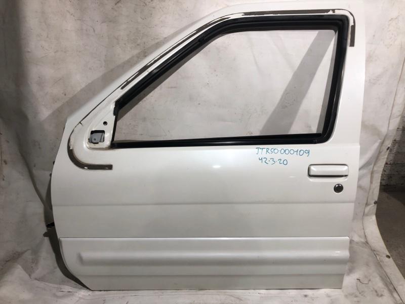 Дверь боковая Nissan Terrano Regulus JTR50 ZD30 передняя левая (б/у)