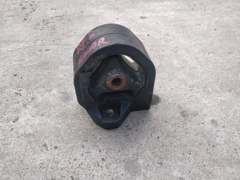 Подушка двигателя Honda Stepwgn RF8 K24A задняя (б/у)