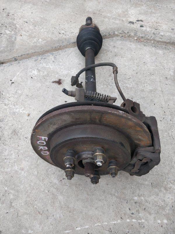 Ступица Ford Explorer U152 COLOGNEV6 2003 задняя левая (б/у)