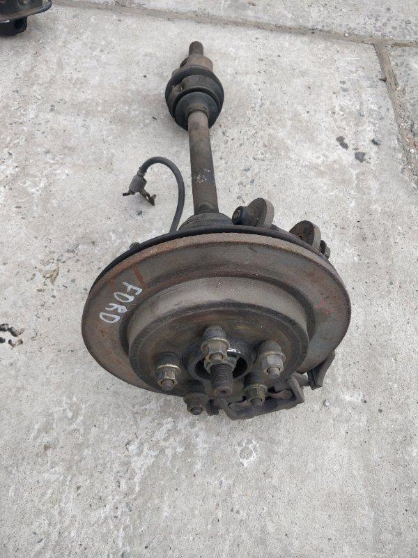 Ступица Ford Explorer U152 COLOGNEV6 2003 задняя правая (б/у)
