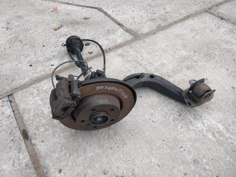 Ступица Bmw 3-Series E46 M52 1999 задняя правая (б/у)