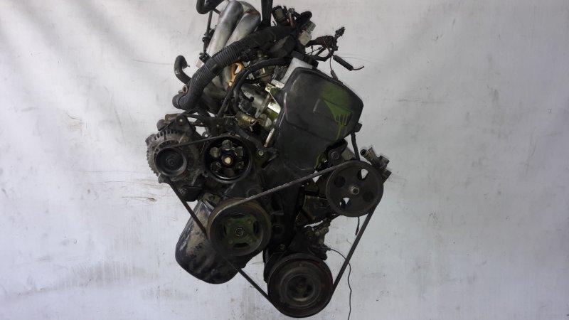 Двигатель Toyota Raum EXZ10 5E-2055460 (б/у)