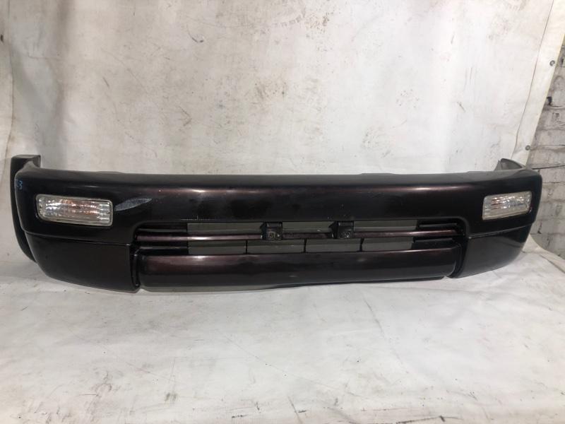 Бампер Toyota Hilux Surf KZN185 1KZ передний (б/у)