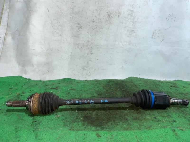 Привод Subaru Forester SG5 EJ20 передний правый (б/у)