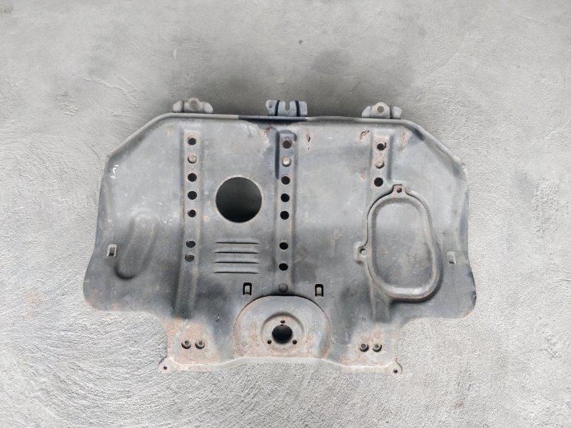 Защита двигателя Toyota Land Cruiser UZJ100 2UZ-FE 1998 передняя (б/у)