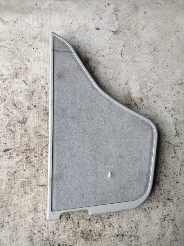 Обшивка багажника Toyota Prius ZVW30 2ZR-FXE задняя правая (б/у)