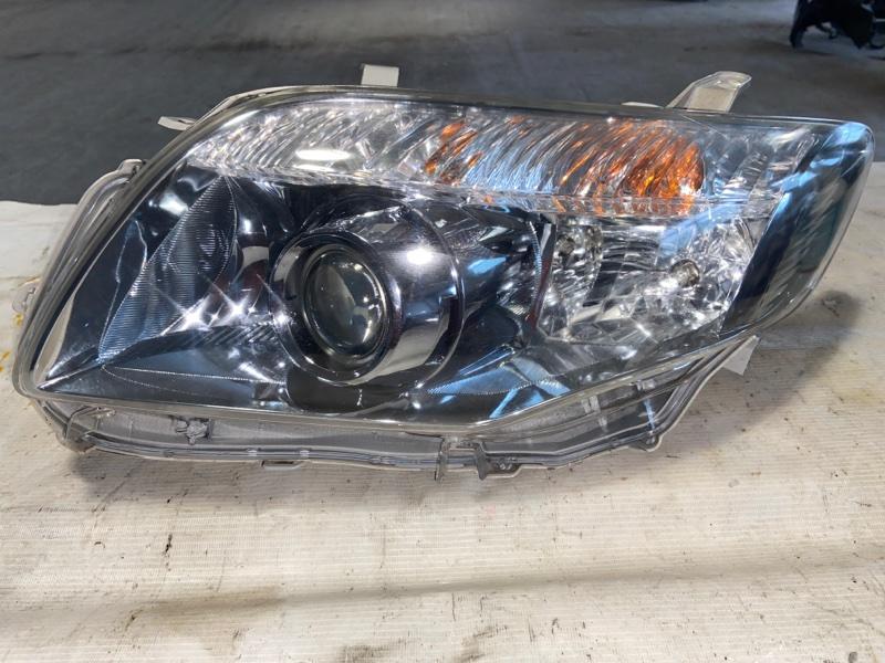Фара Toyota Corolla Fielder NZE141 передняя левая (б/у)
