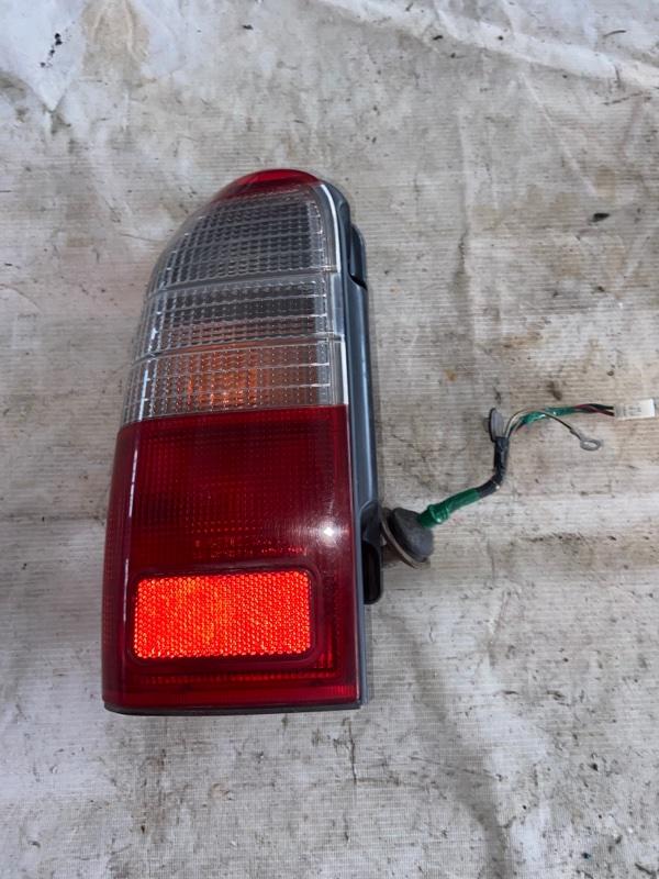Стоп-сигнал Toyota Hilux Surf KZN185 задний левый (б/у)
