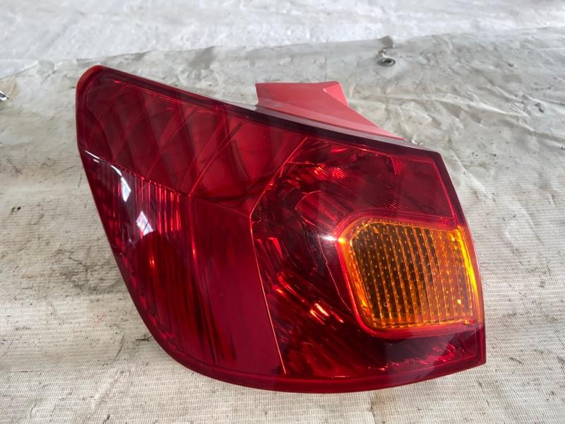 Стоп-сигнал Toyota Caldina AZT246 задний левый (б/у)