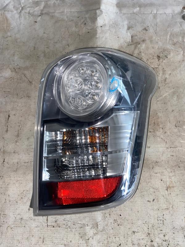 Стоп-сигнал Toyota Corolla Fielder ZRE144 задний правый (б/у)