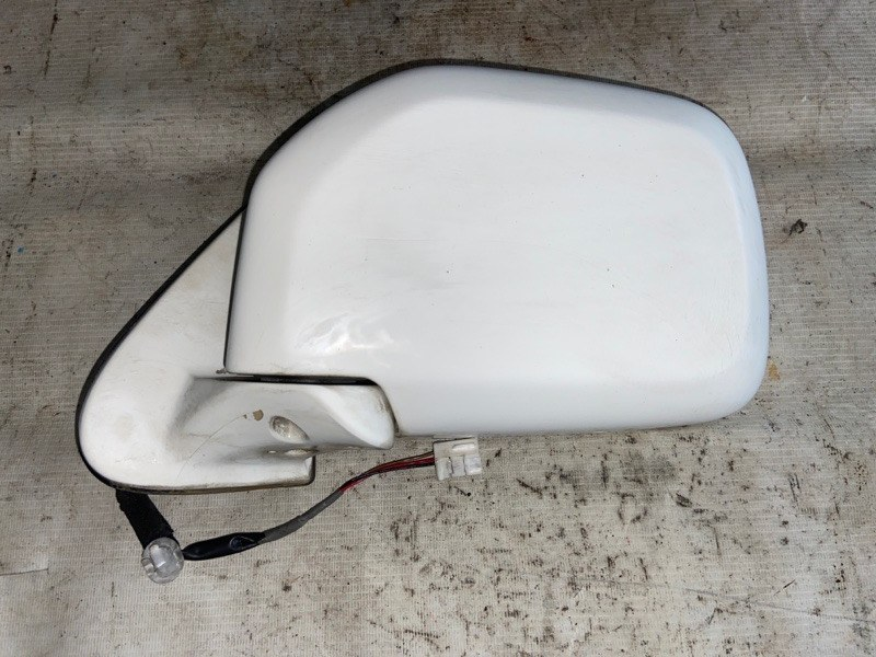 Зеркало Toyota Hilux Surf KDN185 переднее левое (б/у)