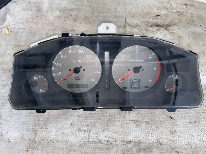Спидометр Nissan Terrano Regulus JTR50 ZD30 (б/у)