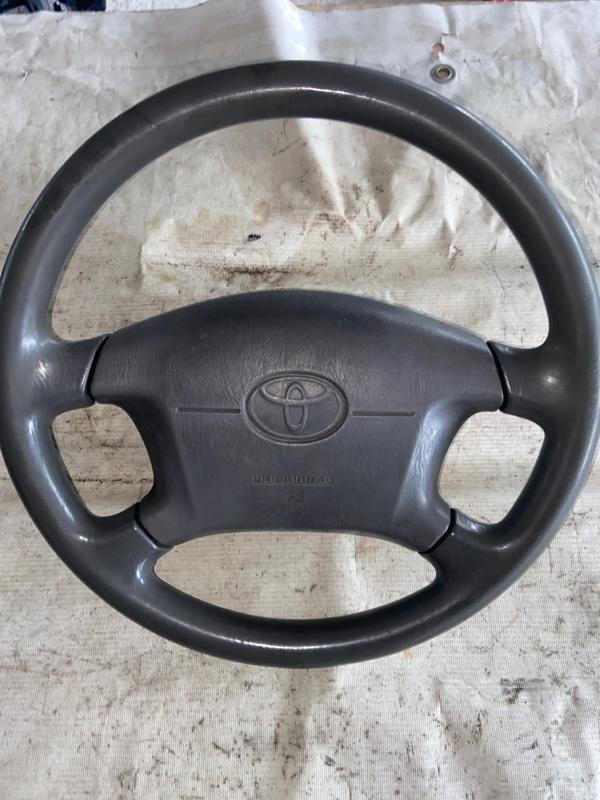Руль Toyota Hilux Surf KDN185 (б/у)