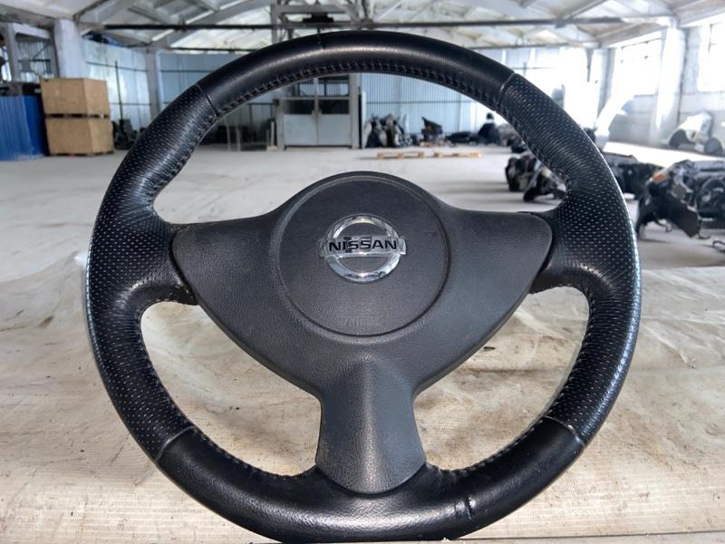 Руль Nissan Juke YF15 (б/у)