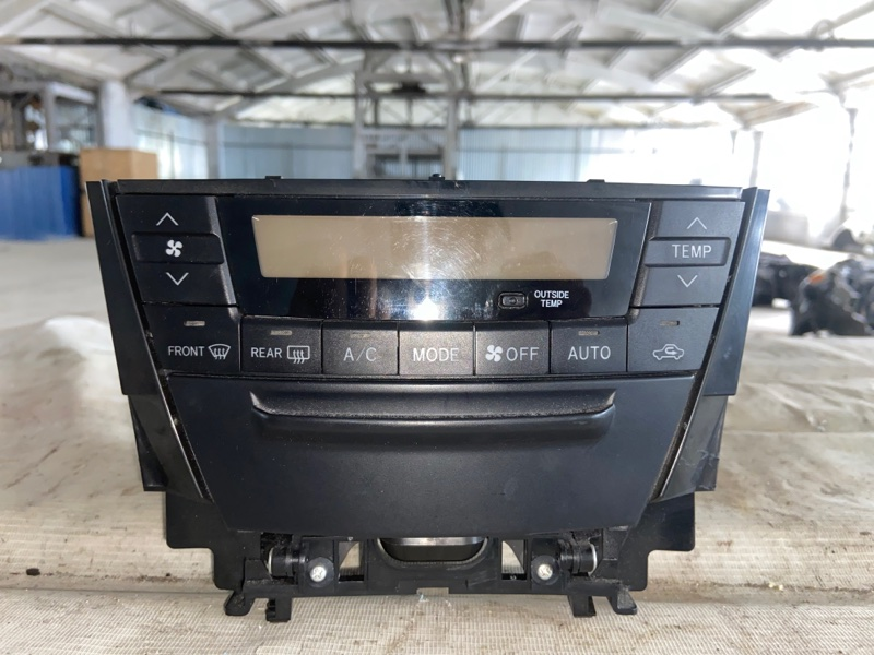 Блок управления климат-контролем Toyota Caldina AZT246 (б/у)