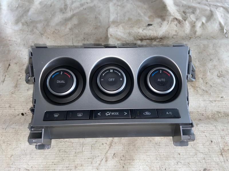 Блок управления климат-контролем Mazda Axela BL5FW (б/у)