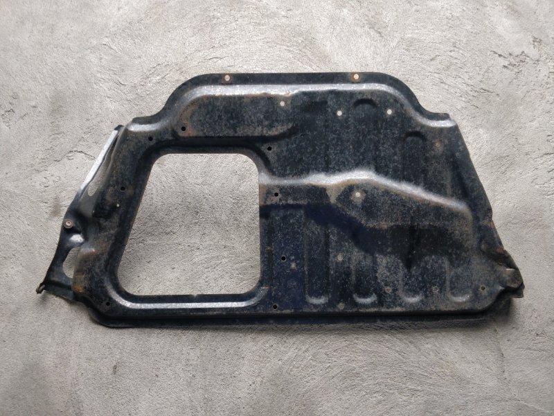Защита двигателя Mitsubishi Pajero V93W 6G72 2009.04 (б/у)