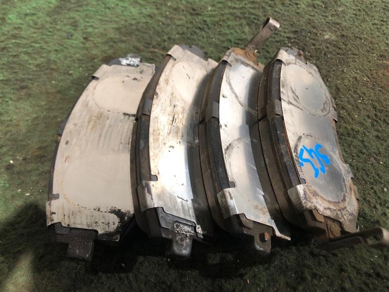 Тормозные колодки Subaru Forester SG5 переднее (б/у)