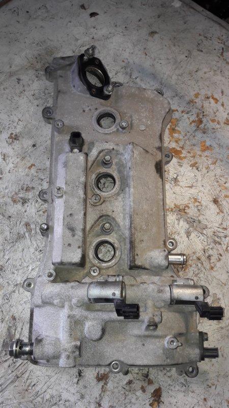 Клапанная крышка Toyota Crown GRS184 2GR-FSE правая (б/у)