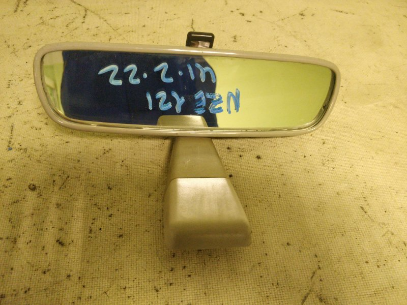 Зеркало салона Toyota Corolla NZE121 1NZ-FE 2001 (б/у)