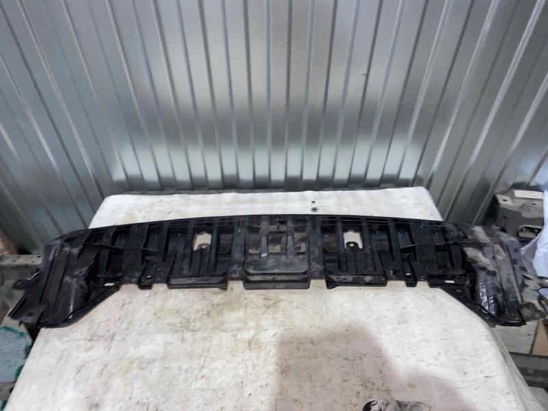 Защита бампера Toyota Prius ZVW30 2ZR-FXE 2010.04 передняя (б/у)