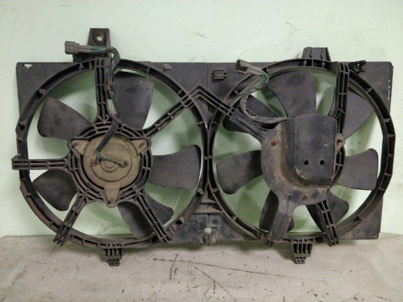 Вентилятор Nissan Sunny FB15 QG15DE 2003 (б/у)