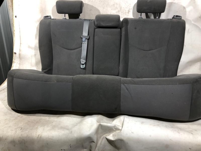 Сиденье Toyota Prius ZVW30 2ZR-FXE 2010.04 заднее (б/у)