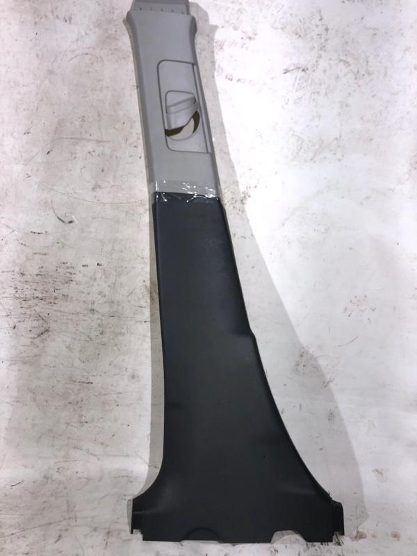 Обшивка стойки кузова Toyota Prius ZVW30 2ZR-FXE 2010.04 левая (б/у)