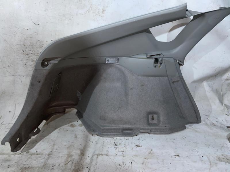 Обшивка багажника Toyota Prius ZVW30 2ZR-FXE 2010.04 задняя левая (б/у)