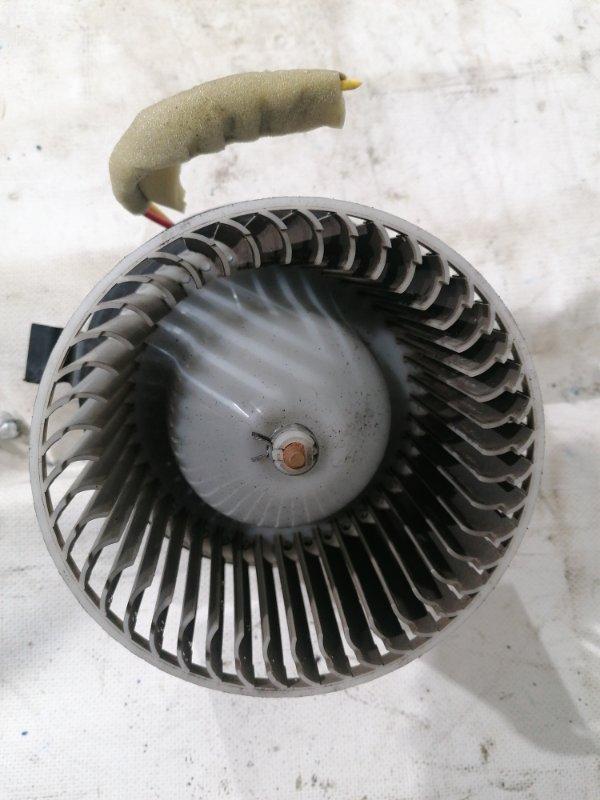 Мотор печки Nissan Tiida Latio SNC11 HR15DE 10.2008 (б/у)