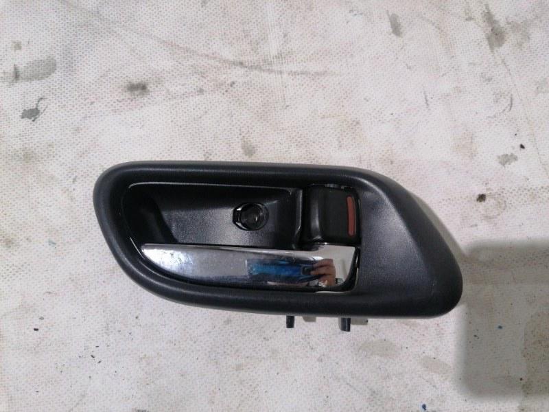 Ручка двери внутренняя Subaru Forester SG5 EJ20 задняя правая (б/у)