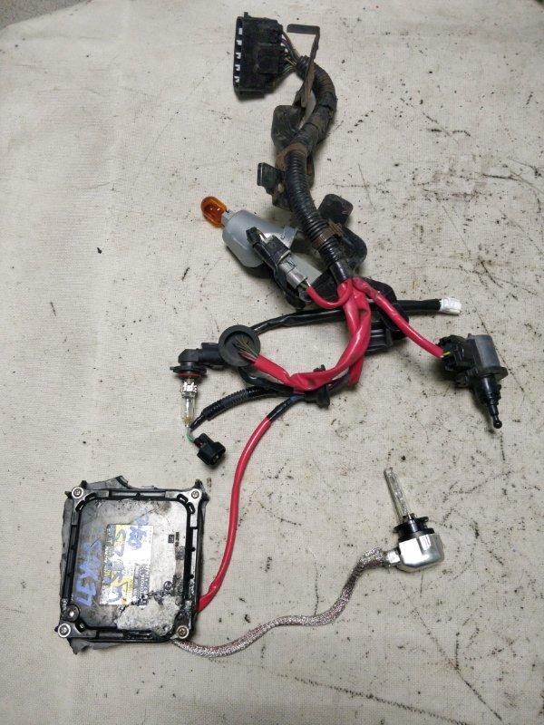 Блок розжига ксенона Lexus Is250 GSE25 4GR 2007 (б/у)