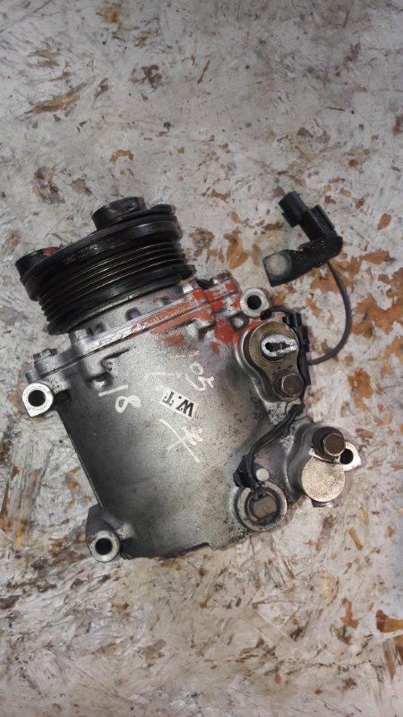 Компрессор кондиционера Mitsubishi Lancer CS3A 4G18 (б/у)