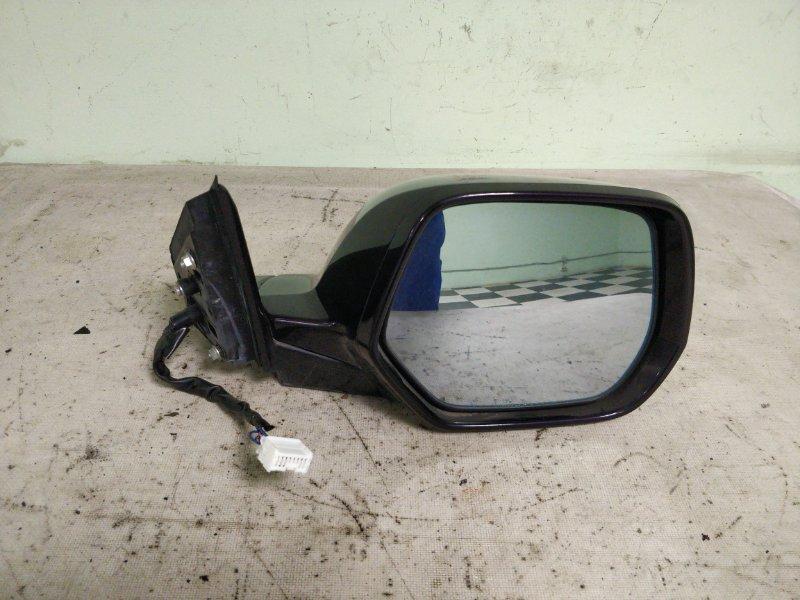 Зеркало Honda Cr-V RE4 K24A 2008 правое (б/у)