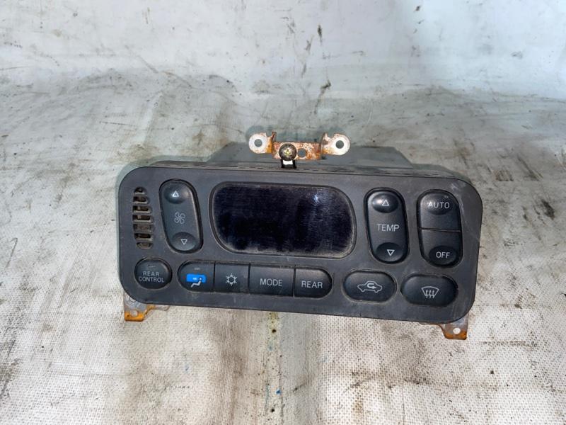 Блок управления климат-контролем Mitsubishi Delica PE8W 4M40 1997.09 (б/у)