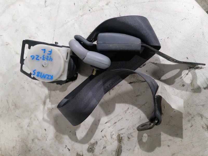 Ремень безопасности Toyota Hilux Surf KZN185 1KZ 1997 передний левый (б/у)