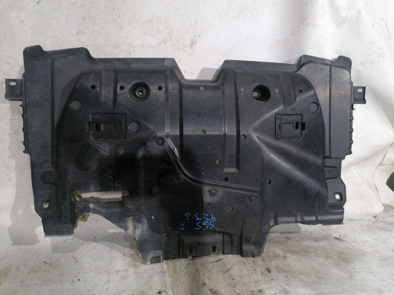 Защита двигателя Subaru Forester SG5 EJ20 (б/у)