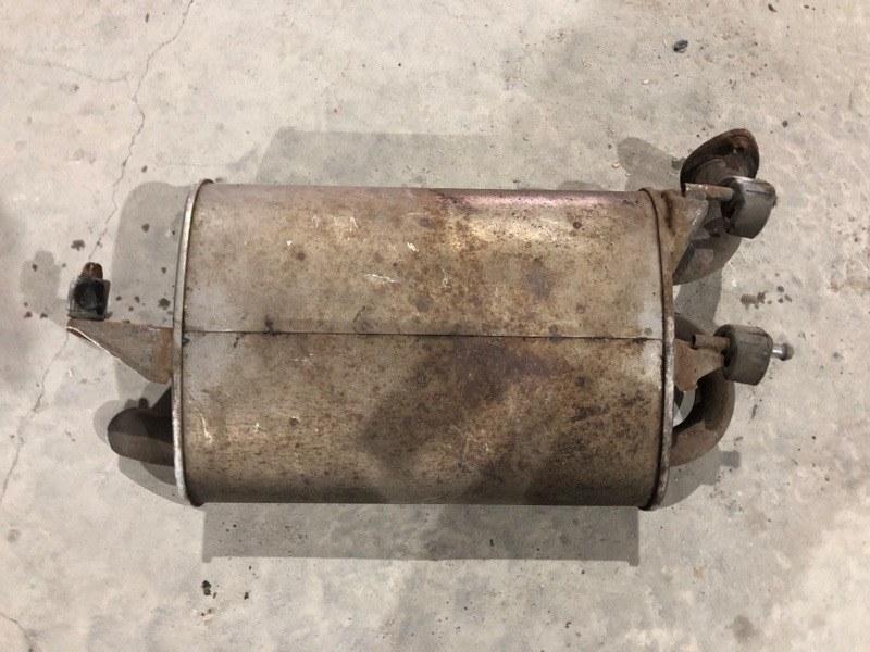 Глушитель Toyota Allion ZZT245 задний (б/у)