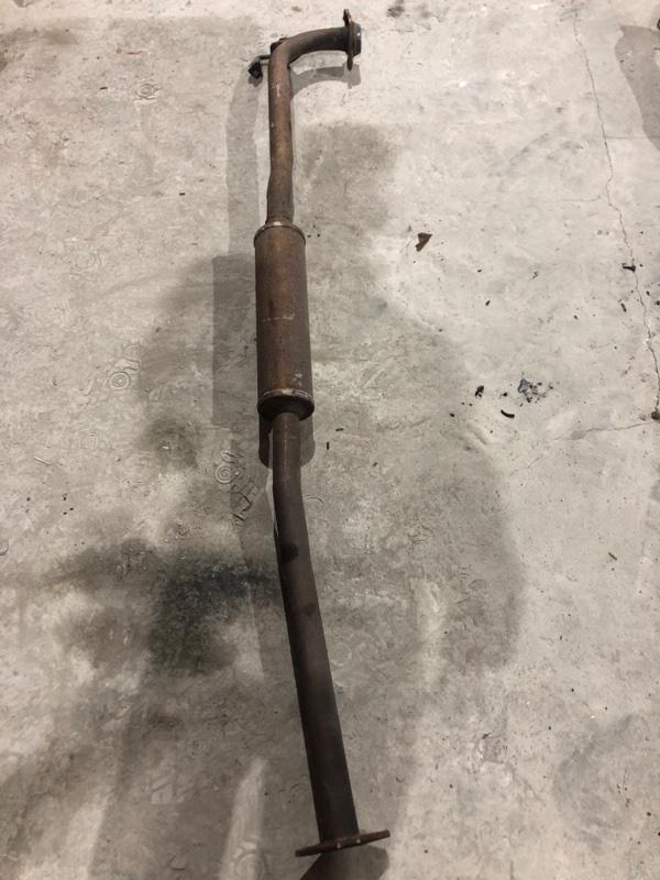 Глушитель Nissan X-Trail NT30 (б/у)