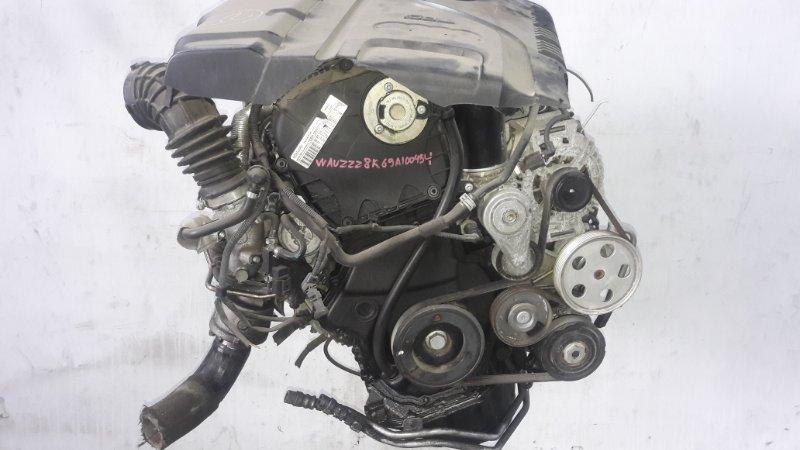 Двигатель Audi A4 8K WAUZZZ8K69A100454 (б/у)