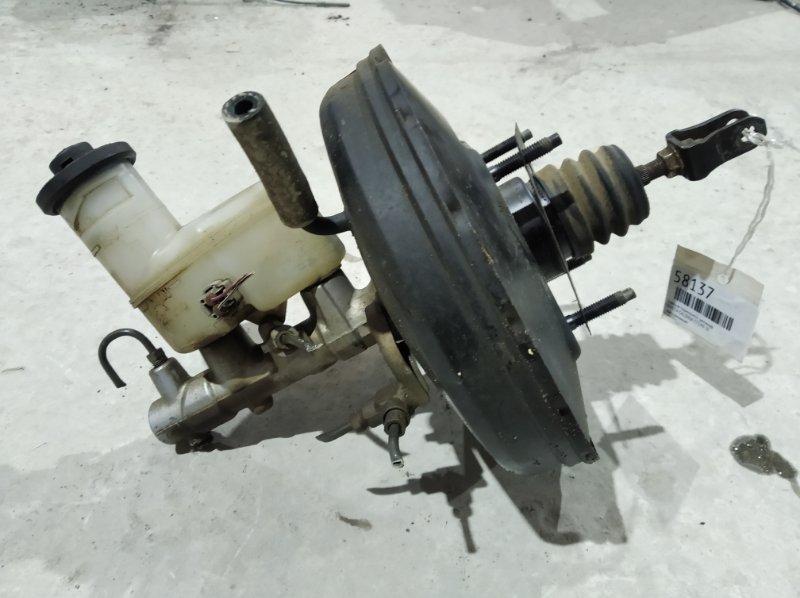 Главный тормозной цилиндр Toyota Caldina Van CT199 3C (б/у)