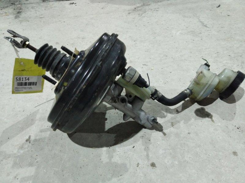 Главный тормозной цилиндр Toyota Passo KGC15 1KR-FE (б/у)