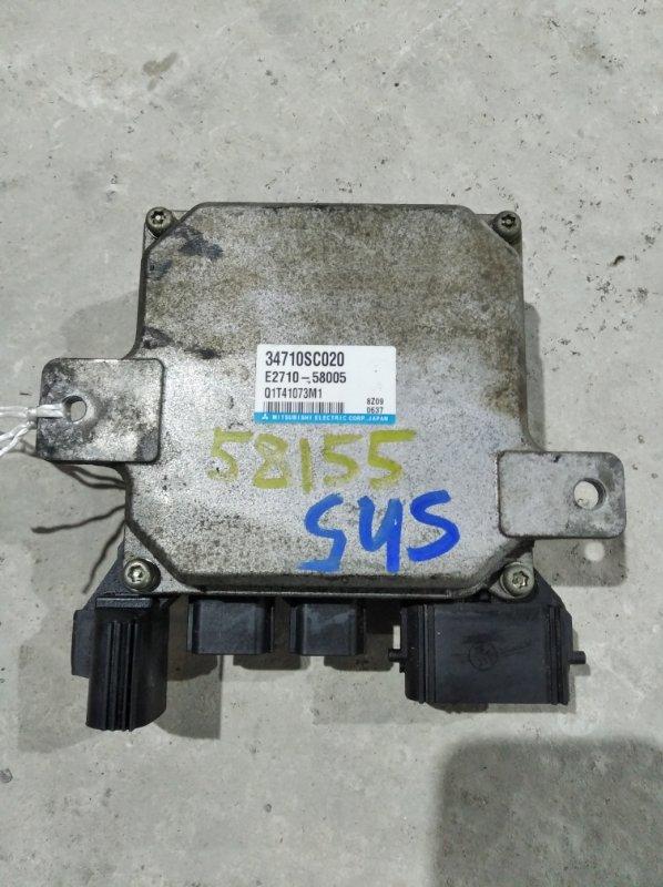 Блок управления рулевой рейкой Subaru Forester SH5 EJ20 (б/у)