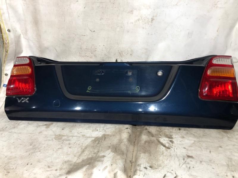 Дверь задняя Toyota Land Cruiser UZJ100 2UZ-FE 2000.03 задняя (б/у)