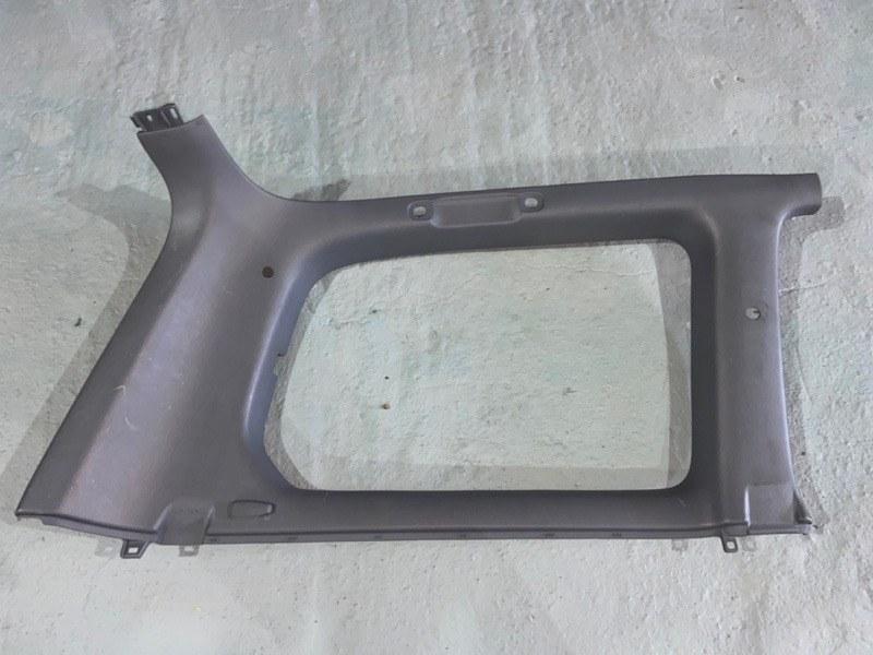 Обшивка стойки кузова Toyota Land Cruiser UZJ100 2UZ-FE 2000.03 задняя левая (б/у)