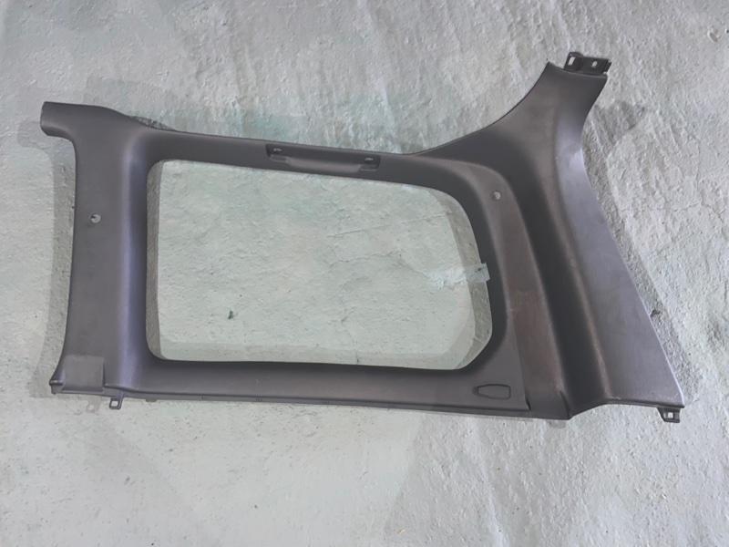 Обшивка стойки кузова Toyota Land Cruiser UZJ100 2UZ-FE 2000.03 задняя правая (б/у)