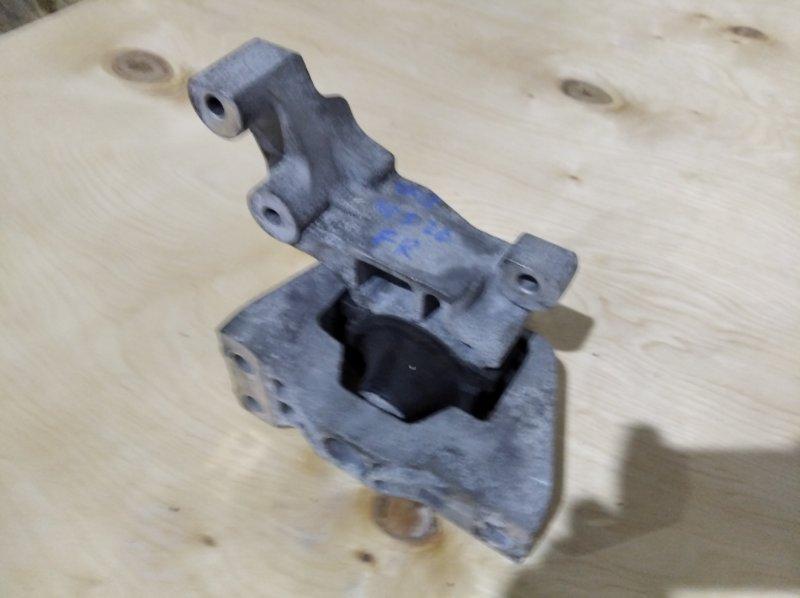 Подушка двигателя Nissan Juke YF15 передняя правая (б/у)